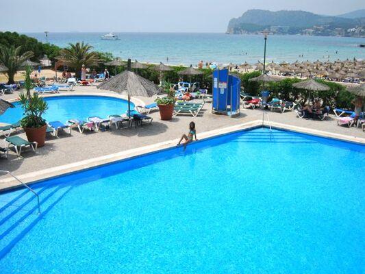 Holidays at Beverly Playa Hotel in Paguera, Majorca