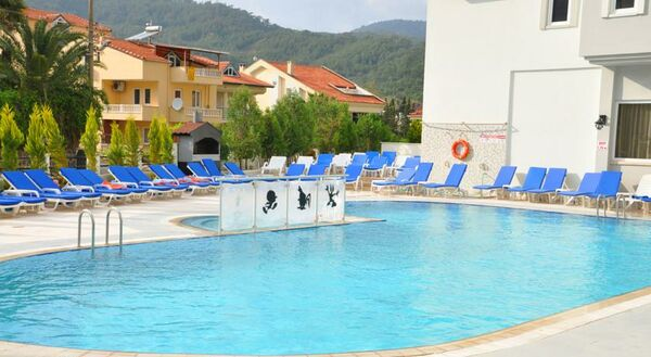 Holidays at Blue Park Hotel in Marmaris, Dalaman Region