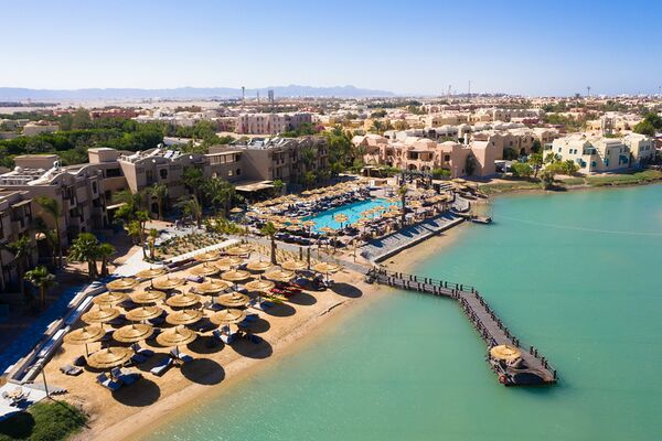 Holidays at Cook's Club in El Gouna, Egypt
