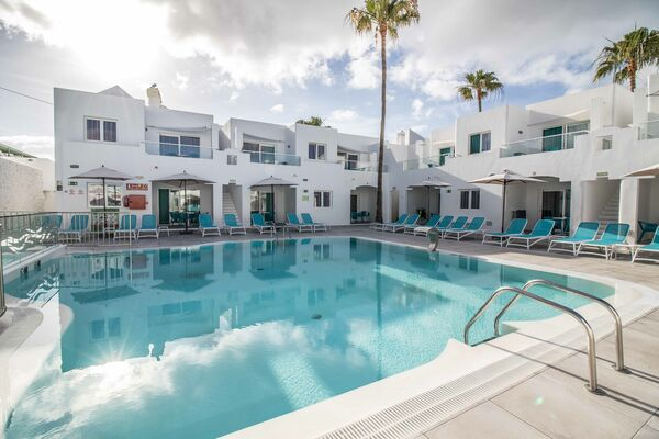 Holidays at Club Guinate Aparthotel in Puerto del Carmen, Lanzarote