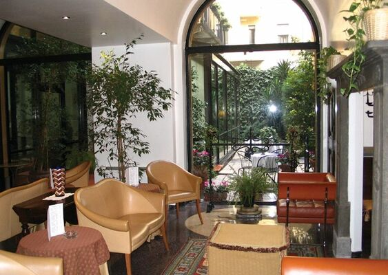 Holidays at Sanpi Milano Hotel in Milan, Italy