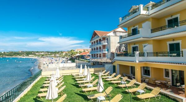 Holidays at Andreolas Luxury Suites in Tsilivi, Zante