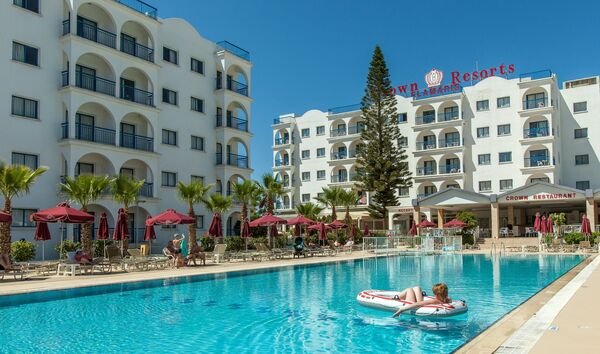 Holidays at Crown Resorts Elamaris Aparthotel in Protaras, Cyprus