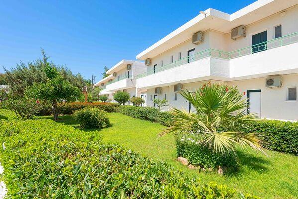 Holidays at Sun Beach Lindos Hotel in Lardos, Rhodes