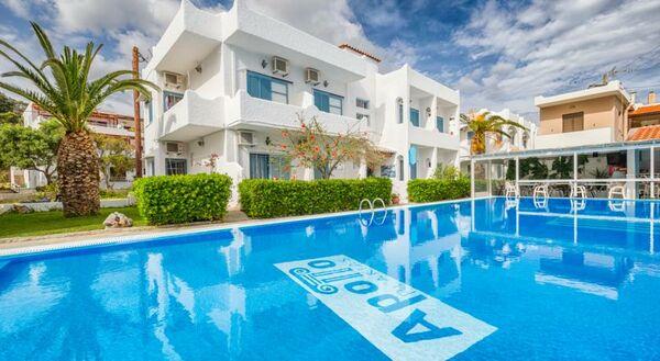 Holidays at Apollo Apartments Plakias in Plakias, Crete