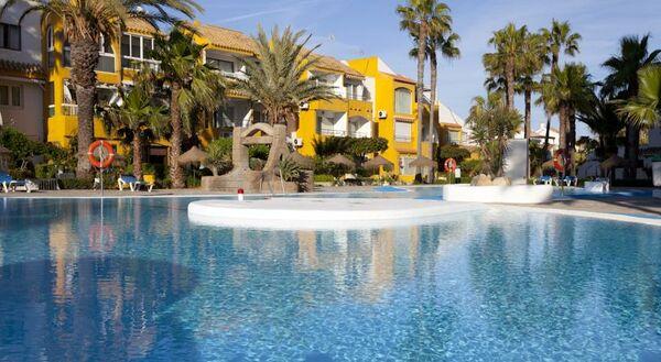 Holidays at Playalinda Aquapark & Spa Hotel in Roquetas de Mar, Costa de Almeria