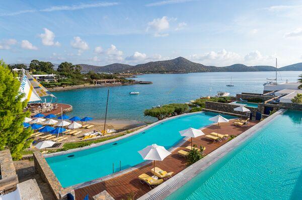 Holidays at Elounda Bay Palace Hotel in Elounda, Crete