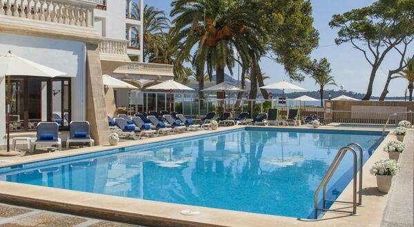 Holidays at Hoposa Uyal Hotel in Puerto de Pollensa, Majorca