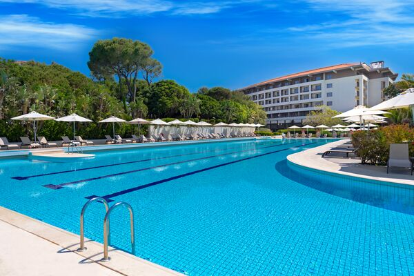 Holidays at Ela Quality Resort Hotel in Belek, Antalya Region