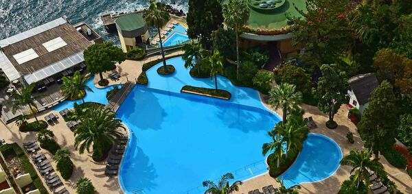 Holidays at Pestana Carlton Madeira Hotel in Funchal, Madeira