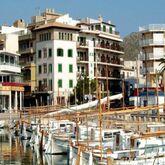Holidays at Eolo Hostal Residencia in Puerto de Pollensa, Majorca