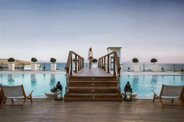 Holidays at Mitsis Blue Domes Exclusive Resort & Spa in Kardamena, Kos