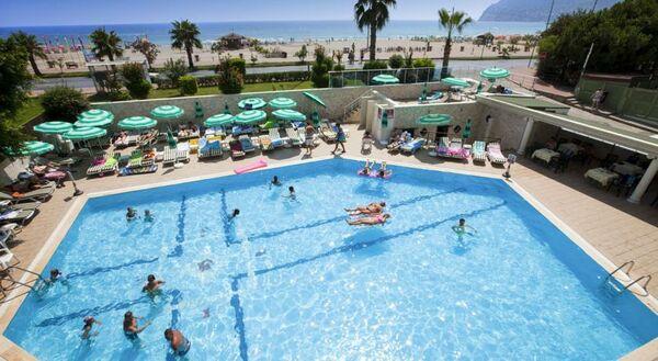Holidays at Blue Sky Hotel in Alanya, Antalya Region