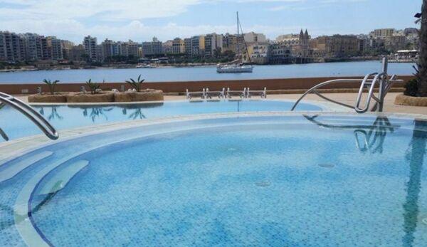 Holidays at Cavalieri Hotel in St Julians, Malta