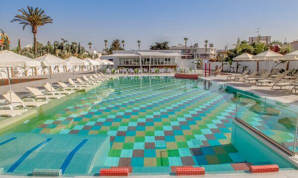 Holidays at Nicholas Color Hotel in Ayia Napa, Cyprus