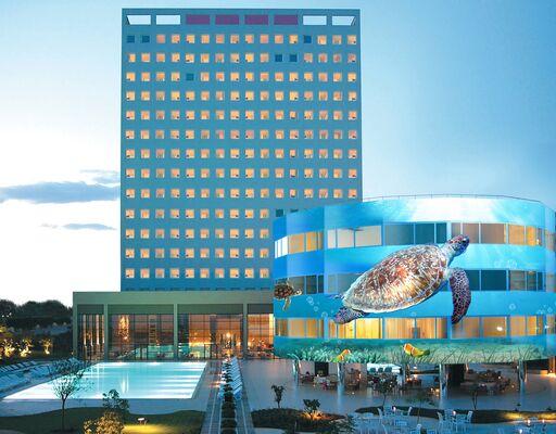 Holidays at Marmara Antalya Hotel in Antalya, Antalya Region