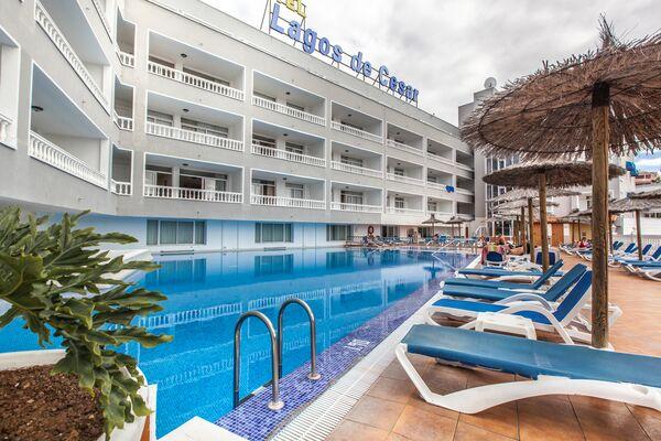 Holidays at Blue Sea Lagos de Cesar Hotel in Puerto de Santiago, Tenerife