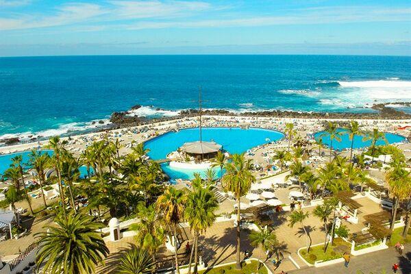 Holidays at Valle Mar Hotel in Puerto de la Cruz, Tenerife