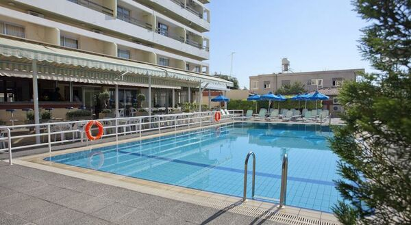Holidays at Pefkos Hotel in Limassol, Cyprus