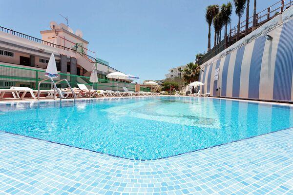 Holidays at Las Gondolas Apartments in Playa del Ingles, Gran Canaria