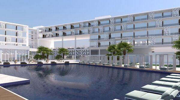 Holidays at Chrysomare Hotel - Ayia Napa in Larnaca, Cyprus