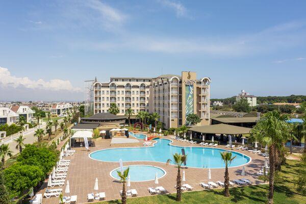 Holidays at Amon Hotels Belek - Adults Only (16+) in Antalya, Antalya Region