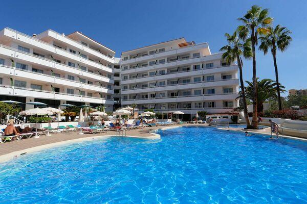Holidays at Andorra Apartments in Playa de las Americas, Tenerife