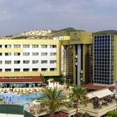 Holidays at Kirbiyik Resort Hotel in Kargicak, Alanya