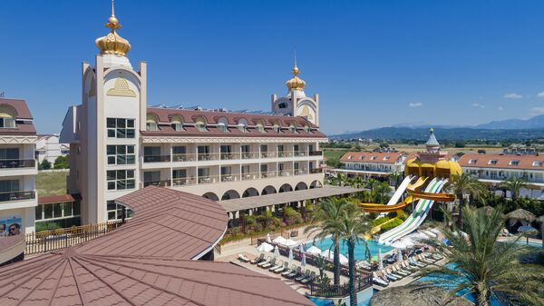 Holidays at Side Crown Charm Palace Hotel in Side, Antalya Region