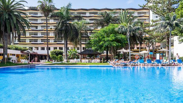 Holidays at Blue Sea Puerto Resort Hotel in Puerto de la Cruz, Tenerife