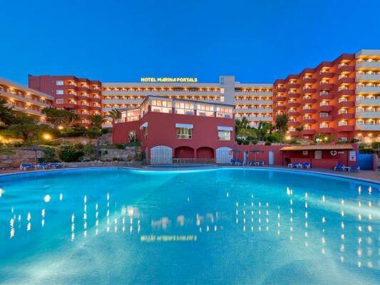 Holidays at Salles Marina Portals Hotel in Portals Nous, Majorca