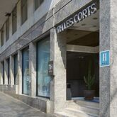 NH Barcelona Les Corts Hotel Picture 2