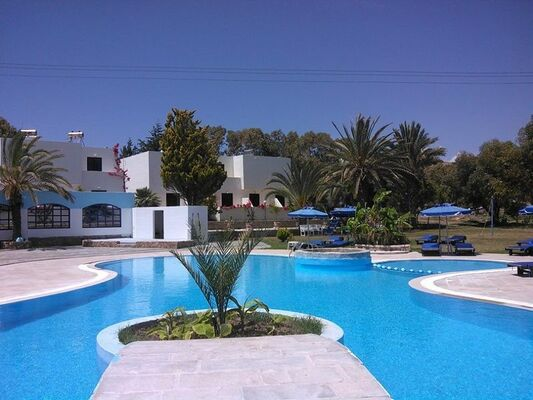 Holidays at Kabanari Bay Hotel in Kiotari, Rhodes