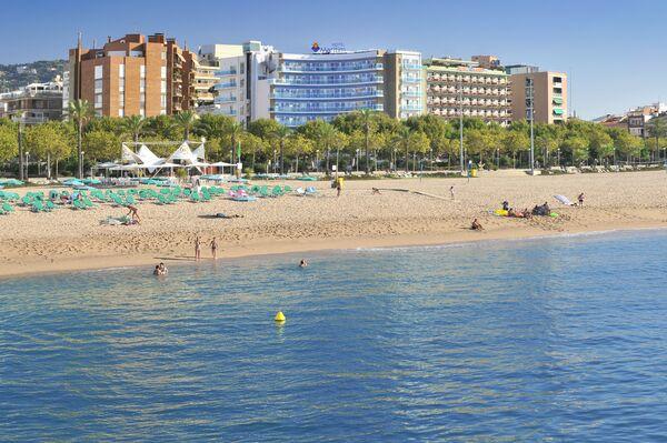 Holidays at GHT Maritim Hotel in Calella, Costa Brava