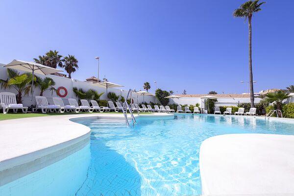 Holidays at Hotel Roquetas Beach in Roquetas de Mar, Costa de Almeria