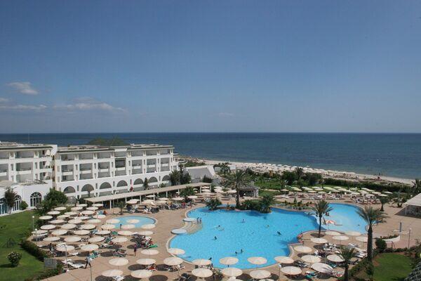 Holidays at El Mouradi Palm Marina in Port el Kantaoui, Tunisia