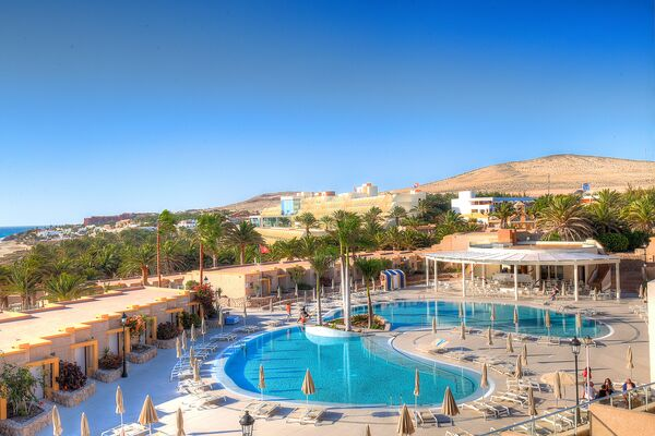 Holidays at SBH Monica Beach Hotel in Costa Calma, Fuerteventura