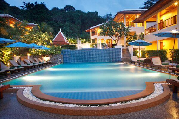 Holidays at Baan Yuree Resort & Spa in Phuket Patong Beach, Phuket