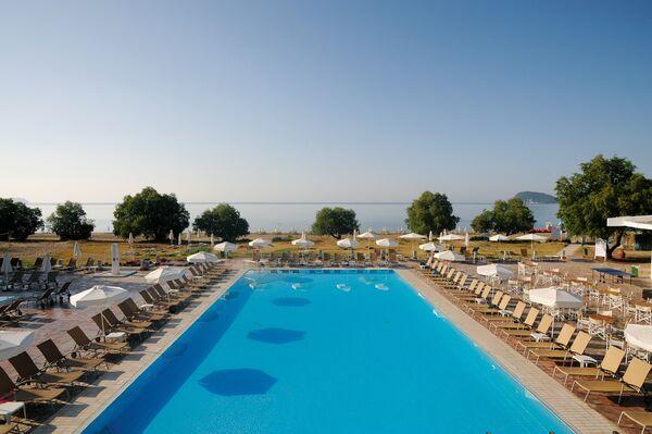 Holidays at Louis Zante Beach Hotel in Laganas, Zante