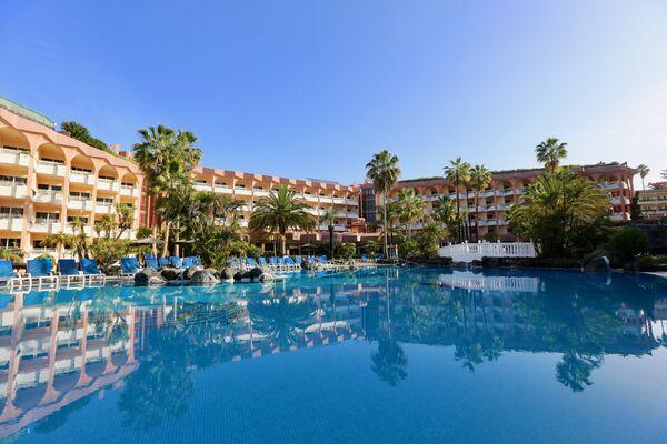 Holidays at Puerto Palace Hotel in Puerto de la Cruz, Tenerife