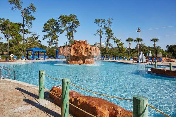 Holidays at Wyndham Garden Disney Springs in Lake Buena Vista, Florida