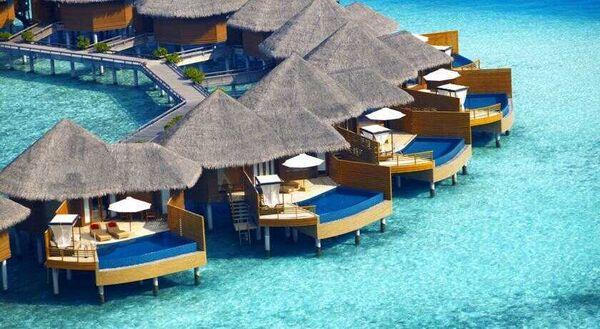Holidays at Baros Island Resort Maldives Hotel in Maldives, Maldives