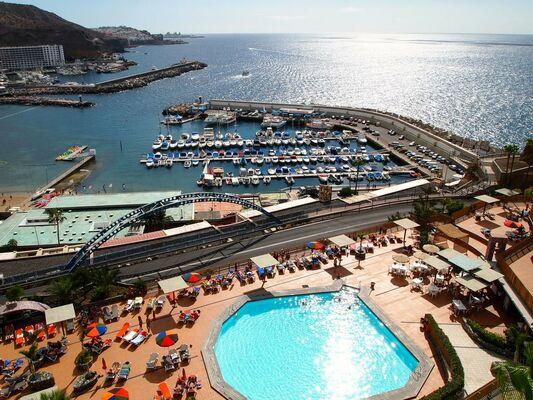Holidays at Punta Del Rey Aparthotel in Puerto Rico, Gran Canaria