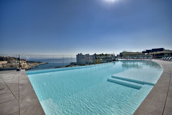 Holidays at Be Hotel in St Julians, Malta