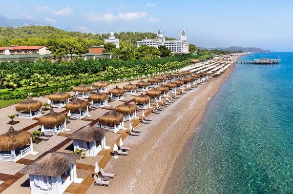 Holidays at Amara Dolce Vita Hotel in Tekirova, Antalya Region