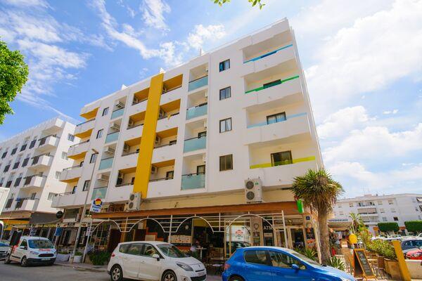 Holidays at Poniente Playa Apartments in San Antonio, Ibiza