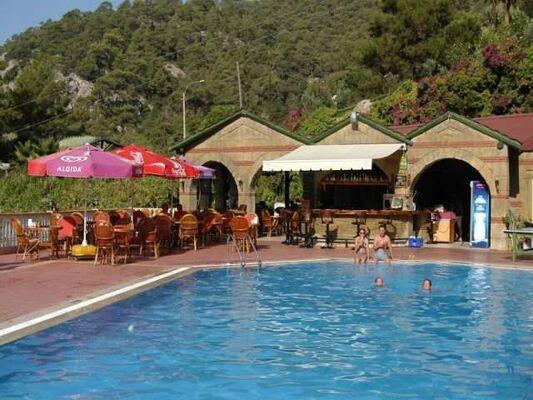 Holidays at Manzara Hotel in Olu Deniz, Dalaman Region