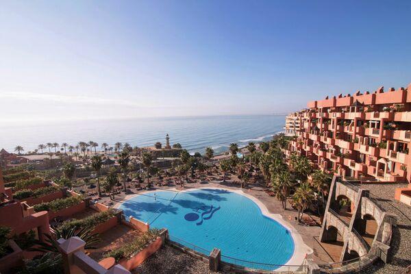 Holidays at Holiday World Premium Hotel in Benalmadena, Costa del Sol