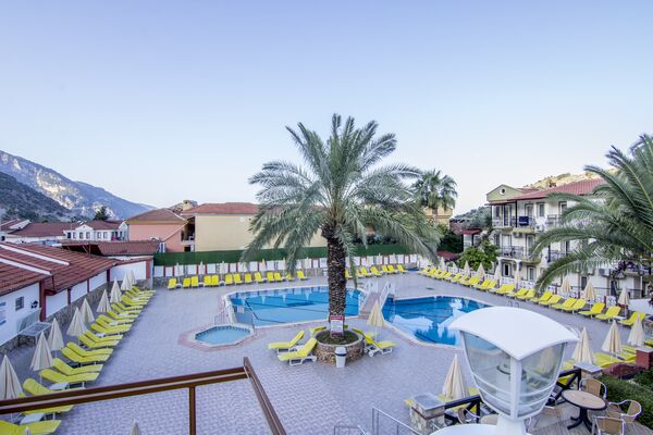 Holidays at Karbel Sun Hotel in Olu Deniz, Dalaman Region