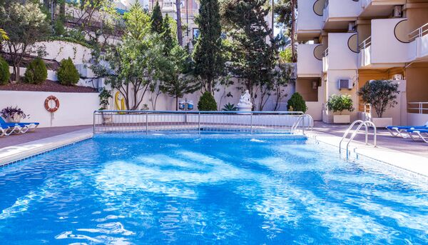Holidays at Blue Sea Calas Marina Hotel in Benidorm, Costa Blanca